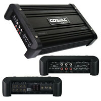 Orion Cobalt 4 Channel Amplifier 1250 Watts RMS/2500 Watts MAX