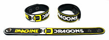 IMAGINE DRAGONS NEW! Rubber Bracelet Wristband Free Shipping The Archive aa142