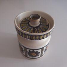 Céramique grès poterie fait main GUILLOT vintage art nouveau PN France N2951