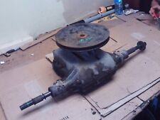 ALLIS CHALMERS SIMPLICITY DEERE POWERMAX 616 REAR AXLE TRANSMISSION TECHUMSEH