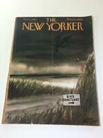 The New Yorker: November 11 1961 Full Magazine/Theme Cover Chas Addams