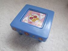 PLAY ROOM TABLE Flip Table Cute! FISHER PRICE Loving Family Dollhouse Rare