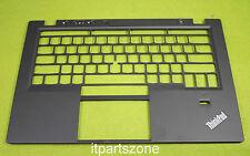 Lenovo Thinkpad X1 Carbon US Keyboard Bezel Plamrest Nice New