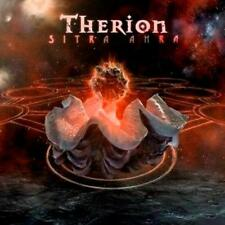 Therion - Sitra Ahra CD 2010 digi gothic metal Sweden Nuclear Blast USA press