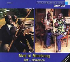 Mvet Ai Mandzang: Music of the Beti, New Music