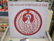 Lui Collins Baptism of Fire vinyl LP 1981 Philo