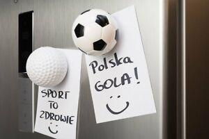 Soccer Football Golf Ball Tennis Shape Bottle Opener Magnetic Fridge Magnet Beer