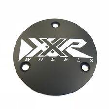 XXR Wheels (1) One Black Color Aluminum Center Cap EMB ZBX07055 Arrow 962 S