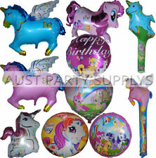 Animal/People My Little Pony Party Balloons & Decorations