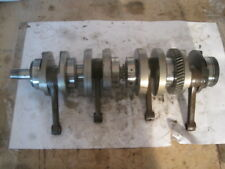 1979-1983 SUZUKI GS850 GS 850 L GL complete crankshaft with connecting rods