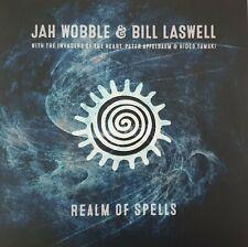 Jah Wobble & Bill Laswell - Realm Of Spells BRAND NEW ALBUM **SIGNED VINYL**