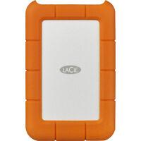 LaCie 2TB Rugged USB-C and USB 3.0 External Hard Drive - STFR2000800