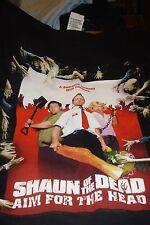 "Shaun of the Dead - Aim for the Head ""New 2Xl T-Shirt"""
