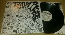 IRON BOOTS - Complete Discography LP  BLACK WAX (UNPLAYED) SXE NYHC BANE MENTAL