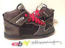2007 NIKE DUNK HIGH MF DOOM SIZE 8 jedi bear supreme paris forbes de la (Used)