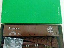 Ho scale Bowser English's Model Alaska Railroad 50' single door Boxcar