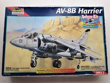 "Revell Monogram 85-6656 ""AV-8B HARRIER"" Deluxe Kit 1/4"" (1/48) model"