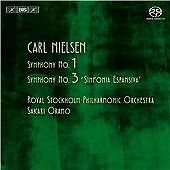 Nielsen: Symphonies 1 & 3, Royal Stockholm Philharmonic Orc CD | 7318599920481 |