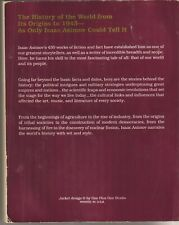 ASIMOV'S CHRONOLOGY OF THE WORLD 1st Ed PB
