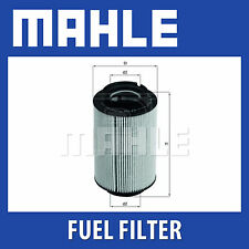 Mahle Filtro De Combustible KX178D-se adapta a AudiI, SEAT, SKODA VW-Genuine Part