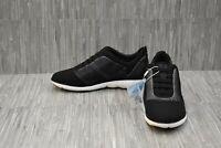 Geox Nebula 16 Casual Comfort Sneaker, Women's Size 6, Black NEW