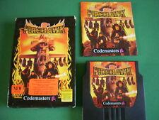 Nintendo NES FIREHAWK Codemasters complet Pal