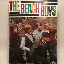 1965 Beach Boys Tour Program America's Number One Rock Group Brian Wilson