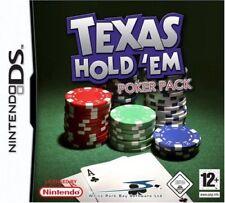 Texas Hold m Poker Pack - Nintendo DS