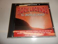 CD   Rock Legends Vol. 1
