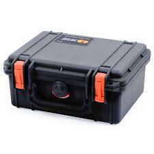 Pelican Black & Orange Pelican 1150 case with foam.