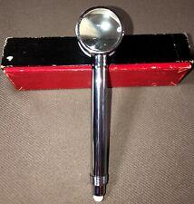 Vintage SWIFT INSTRUMENT CO. Glass Lens Magnified Light w/Original Box - No Bulb