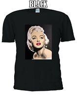 Marylin Monroe iconic pop art T-shirt Men Women Unisex v33