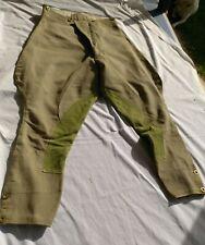 WW1 Australian British riding breeches Jodhpurs. Excellent condition.