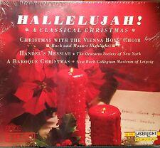 Hallelujah! A Classical Christmas - VIENNA BOYS' CHOIR - 3 CD SET - MUSIC - G928