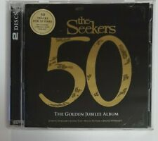 The Seekers - Golden Jubilee Album, 2-CD 50 tracks 2012 Greatest Hits
