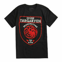 Game Of Thrones TARGARYEN DRAGON SIGIL T-Shirt NWT Licensed & Official XS-3XL