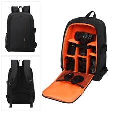 Huwang Large Padded Camera Bag Outdoor Photography Travel Backpack S8B1
