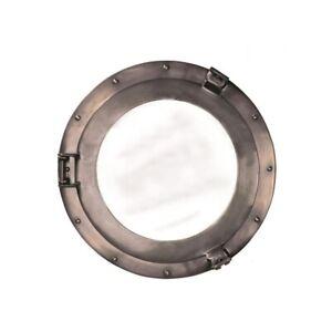 Authentic Models Cabin Porthole Mirror, Medium - AC188A