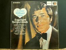ENGELBERT HUMPERDINCK  A Man Without Love   LP  Peruvian original 1968  RARE !