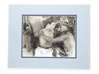 Joel McCrea Signed Autographed Double Matted 11x14 Display 8x10 Photo