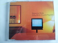 Depeche Mode - Only when I lose myself Promo Maxi CD