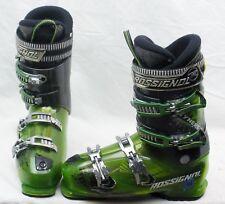 Rossignol Synergy Sensor 2 Ski Boots Mondo 25.5 Men's 7.5 Green/Black-USED