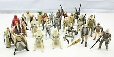 "1997 Star Wars Lot of 30 LOOSE Action Figures 3.75"" W/ SOME Weapons Accessories"