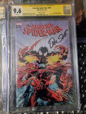 Amazing Spiderman 800 Variant Mayhew CGC 9.6 SIGNED Slott