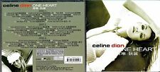Celine Dion , rare Asian HDCD 3cd set- One Heart