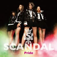 SCANDAL Pride CD JAPAN NEW Free Shipping