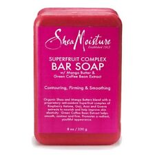 SHEA MOISTURE SUPERFRUIT COMPLEX SOAP BODY BAR 8OZ