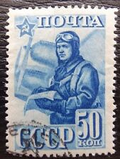 Sowjetunion Mi 799 A , Sc 830 , Jahrestag Rote Armee , Gestempelt