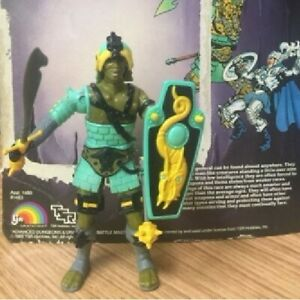 Vintage Advanced Dungeons & Dragons Ogre King 1983 LJN Complete but READ