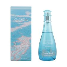 Davidoff - Cool Water Woman coral Reef EDT Vapo 100 ml